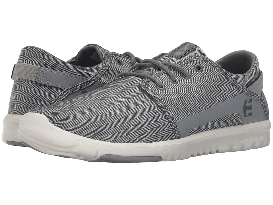 etnies - Scout (Grey/Heather) Men