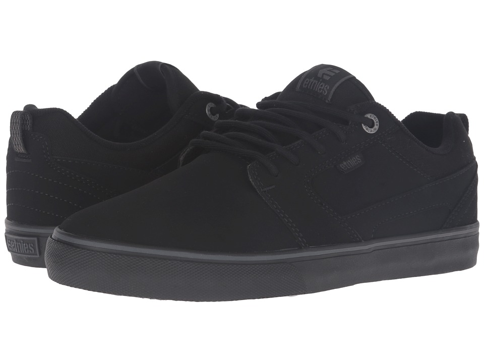 etnies - Rap CT (Black/Black/Gum) Men