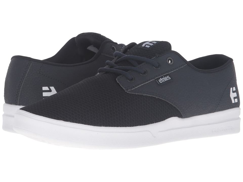 etnies - Jameson SC (Navy/White) Men