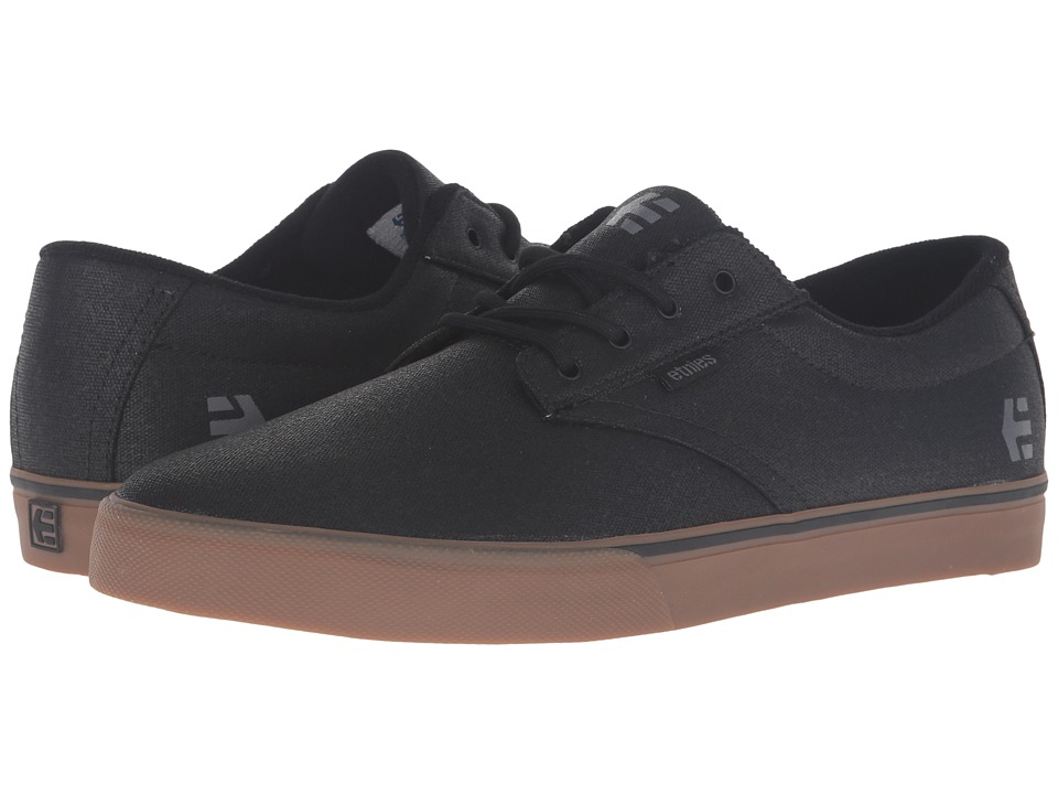 etnies Jameson Vulc (Black/Gum/Grey) Men