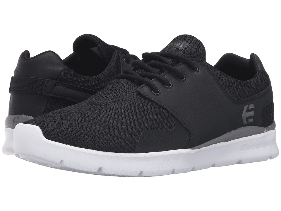 etnies Scout XT (Black/White/Grey) Men