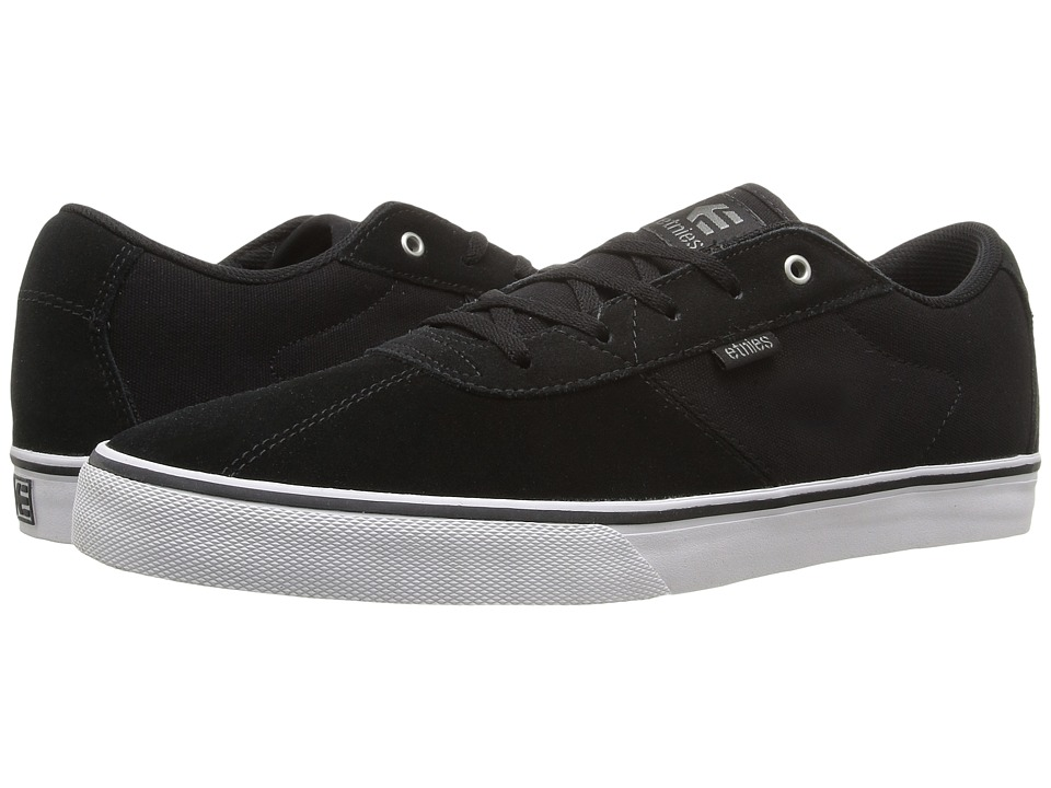 etnies Scam Vulc (Black/White/Gum) Men