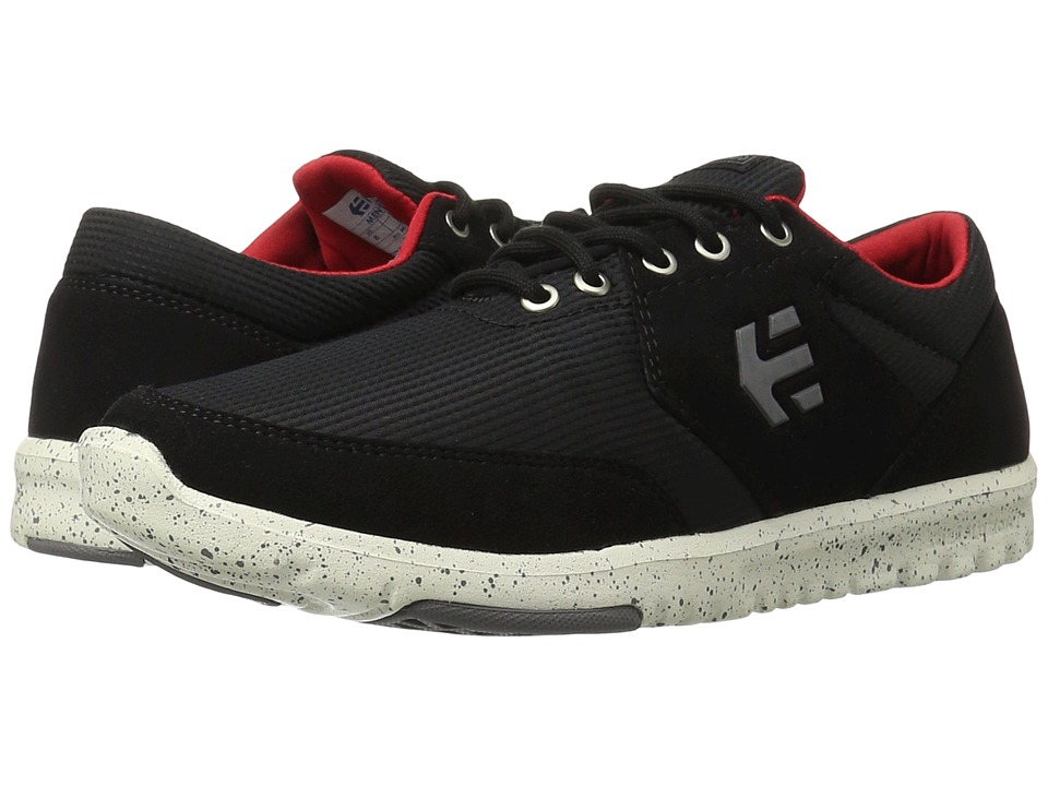 etnies - Marana SC (Black/Grey/Red) Men