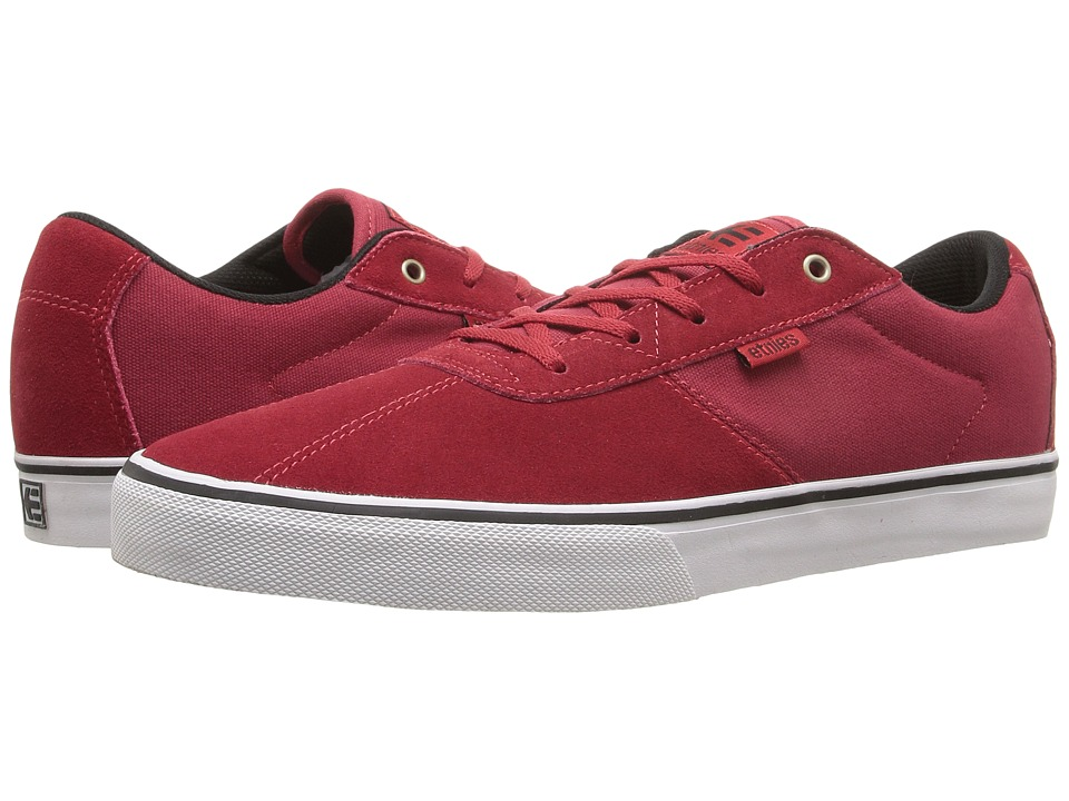 etnies Scam Vulc (Red/White/Black) Men