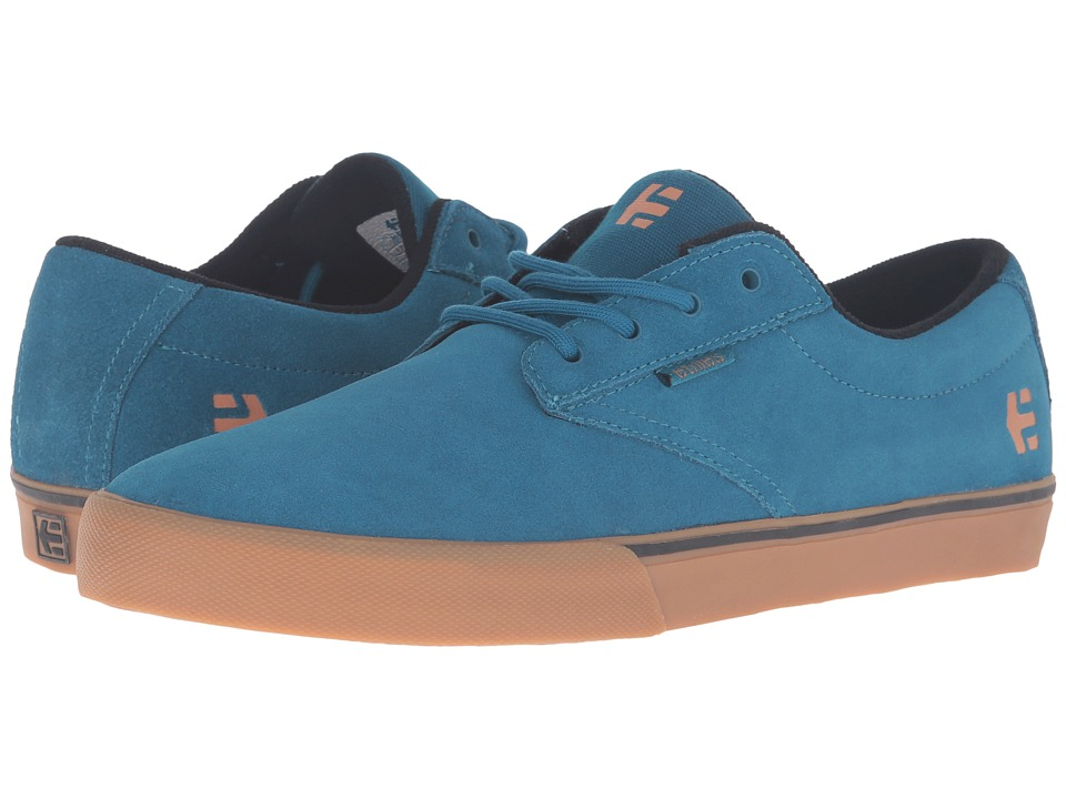 etnies Jameson Vulc (Blue/Tan) Men