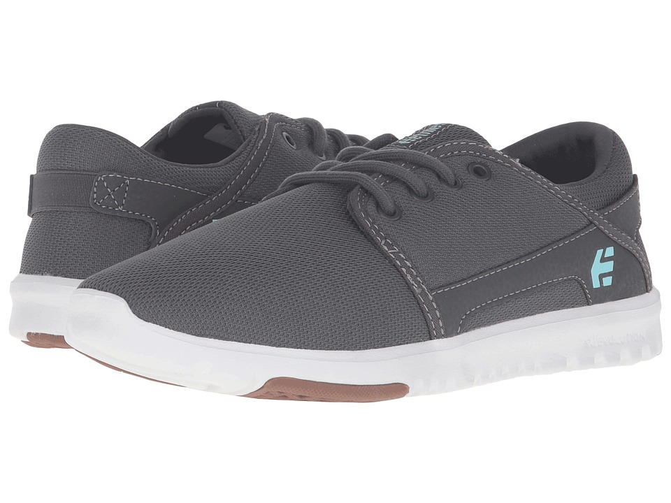 etnies Scout W (Grey/White/Gum) Women