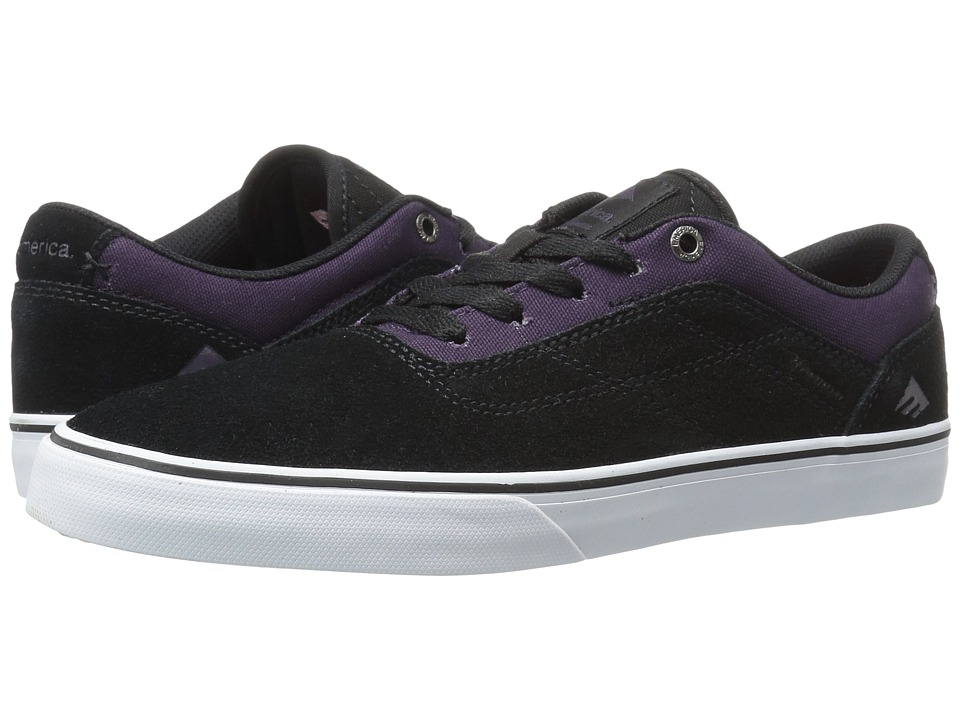Emerica The Herman G6 Vulc (Black/Purple) Men