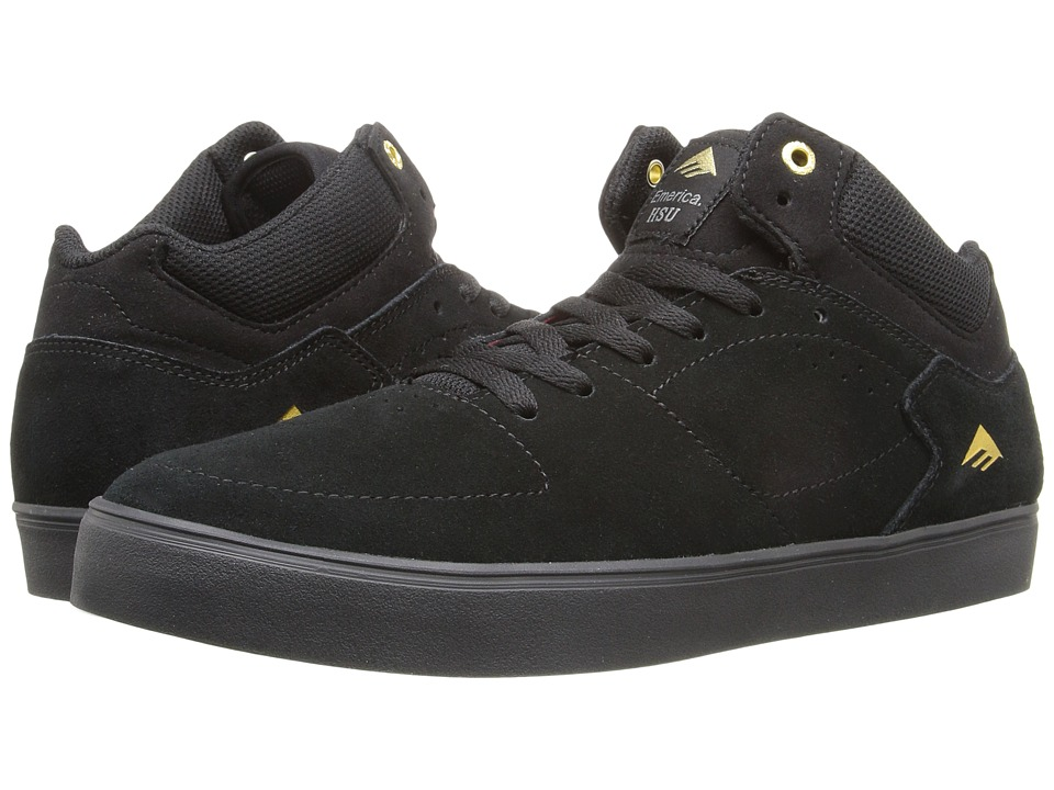Emerica The HSU G6 (Black/Black) Men