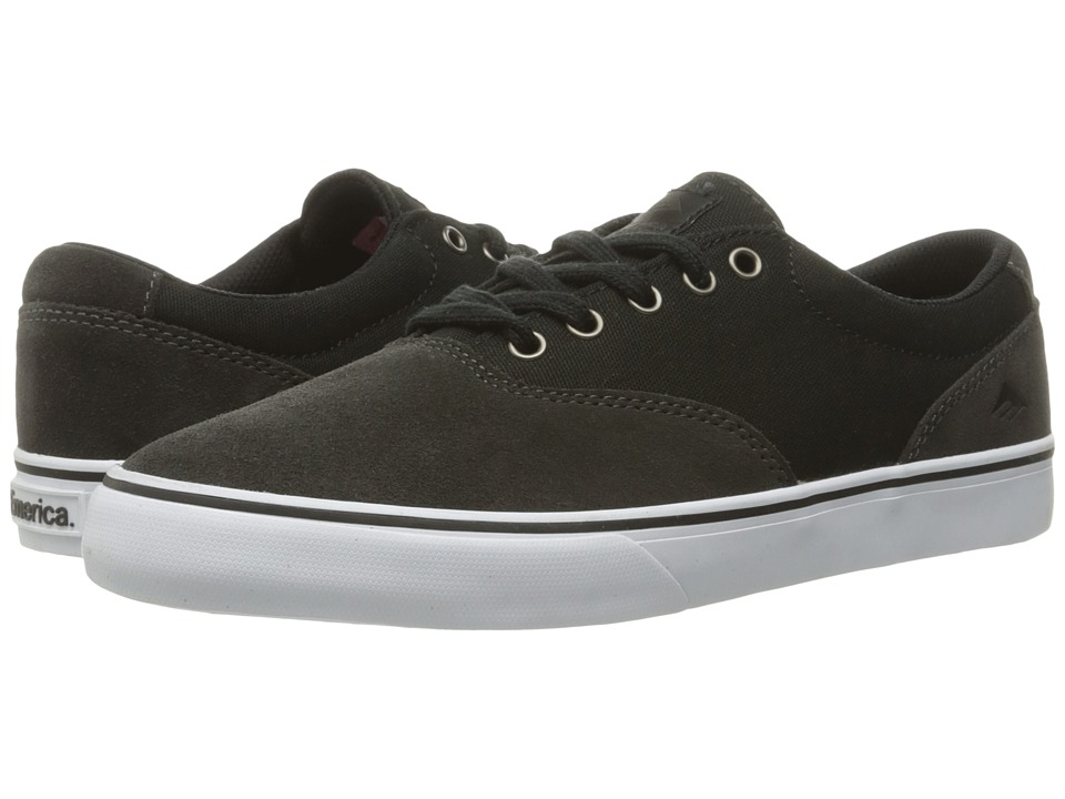 Emerica The Provost Slim Vulc (Grey/Black) Men