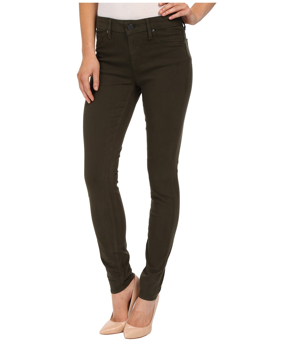 Parker Smith Ava Skinny Jeans in Olive Olive Womens Jeans