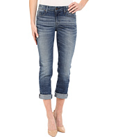 Parker Smith - Courtney Cuffed Crop Jeans in Indigo Storm