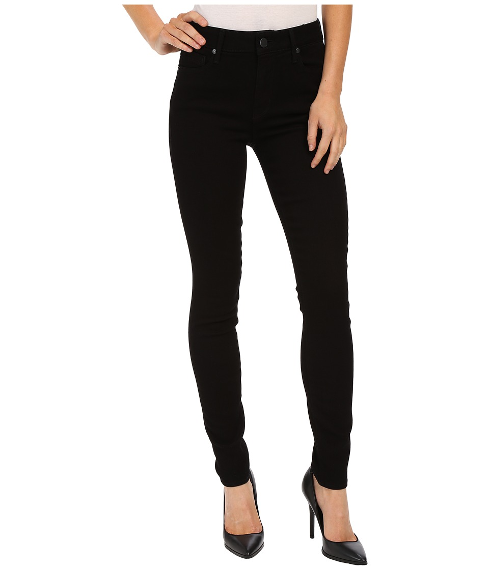 Parker Smith Bombshell High Rise Skinny Jeans in Noir Noir Womens Jeans