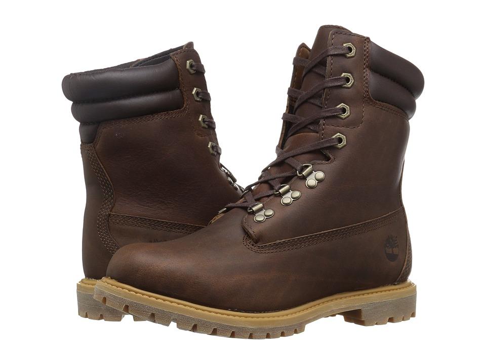 Timberland - 6 Premium Rugged Boot (Medium Brown Full Grain) Women