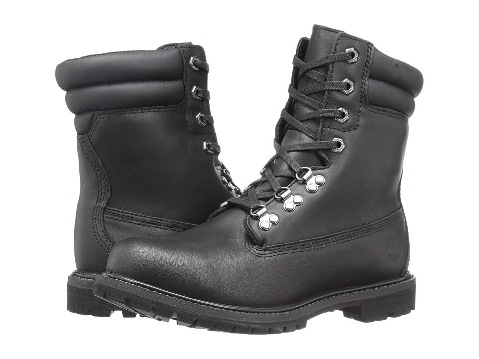 Timberland - 6 Premium Rugged Boot (Black Full Grain) Women