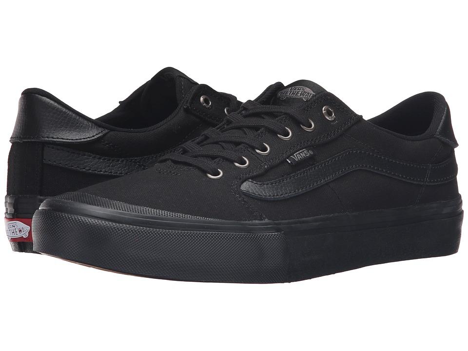 Vans Style 112 Pro (Blackout) Men