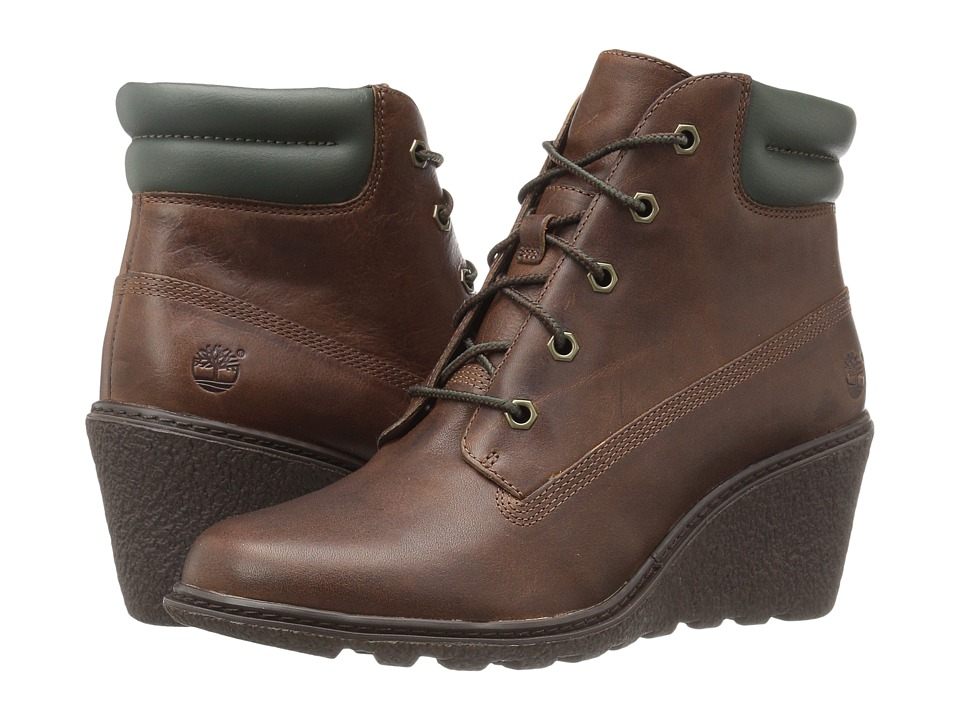 Timberland - Earthkeepers Amston 6 Boot (Medium Brown Full Grain) Women