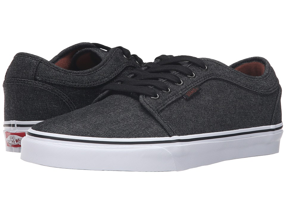 Vans - Chukka Low ((Denim) Black) Men