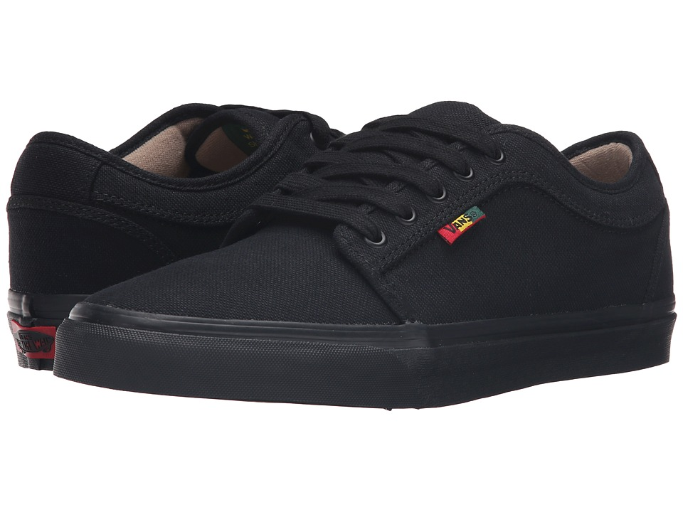 Vans - Chukka Low ((Hemp) Black/Rasta) Men