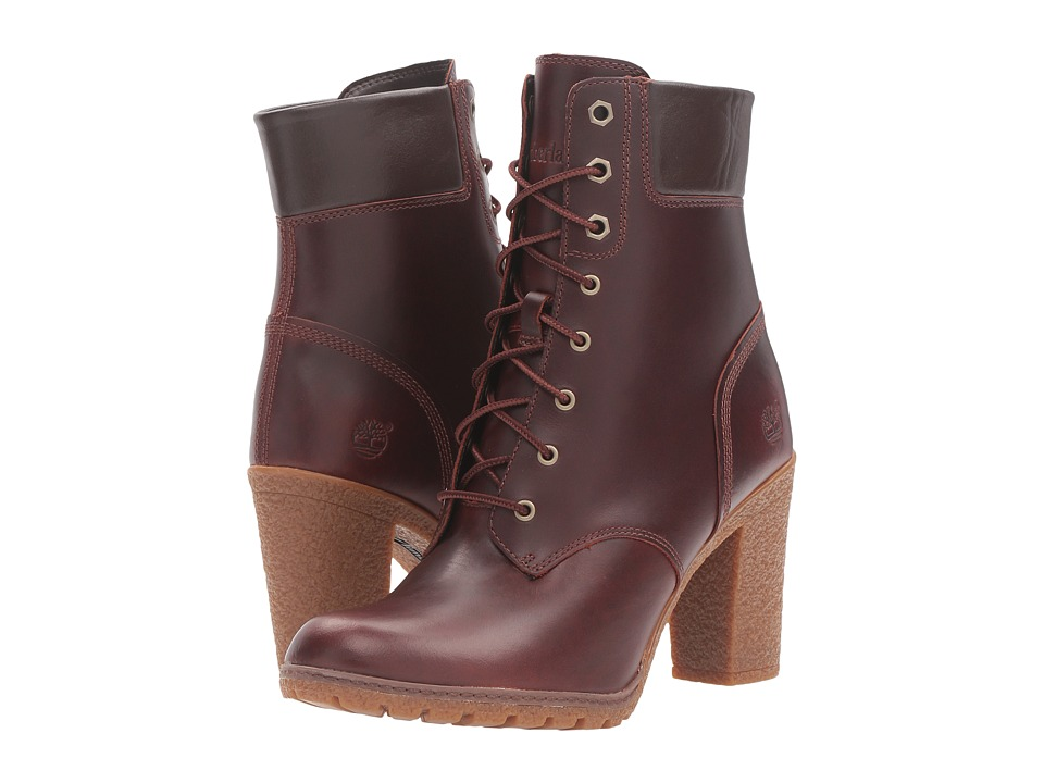 Timberland - Earthkeepers Glancy 6 Boot (Rootbeer Full Grain) Women