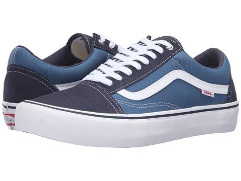 Vans Old Skool Pro - Navy/Stv Navy/White