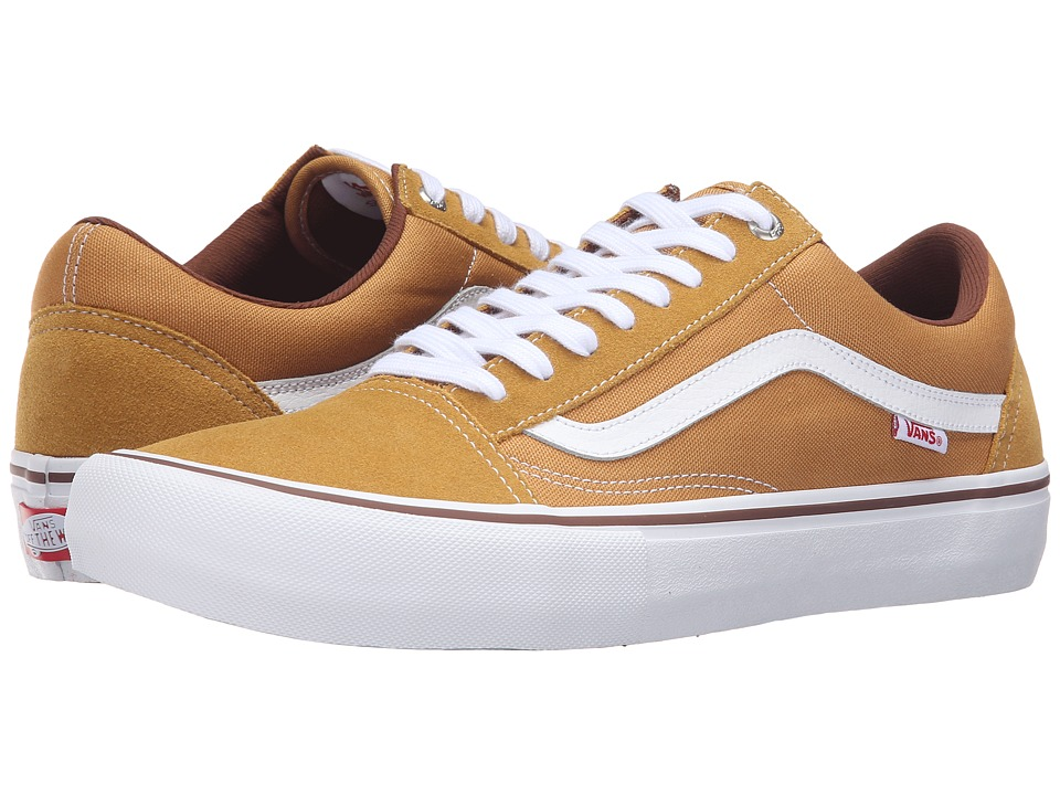 Vans - Old Skool Pro (Amber/White) Men