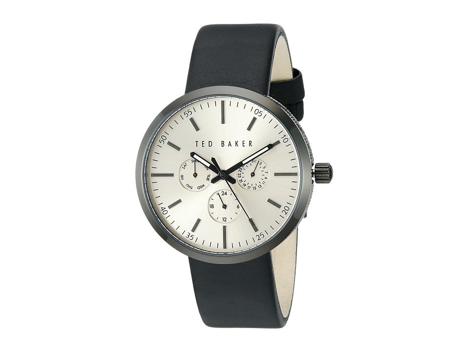 Ted Baker Dress Sport Collection 10026555 Black Watches