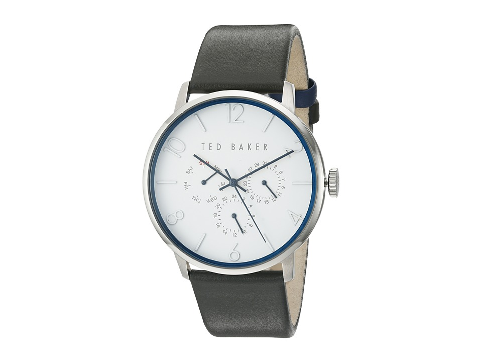 Ted Baker Dress Sport Collection 10029567 Silver Watches