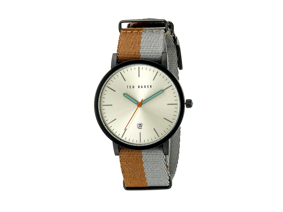 Ted Baker Dress Sport Collection 10026448 Black Watches