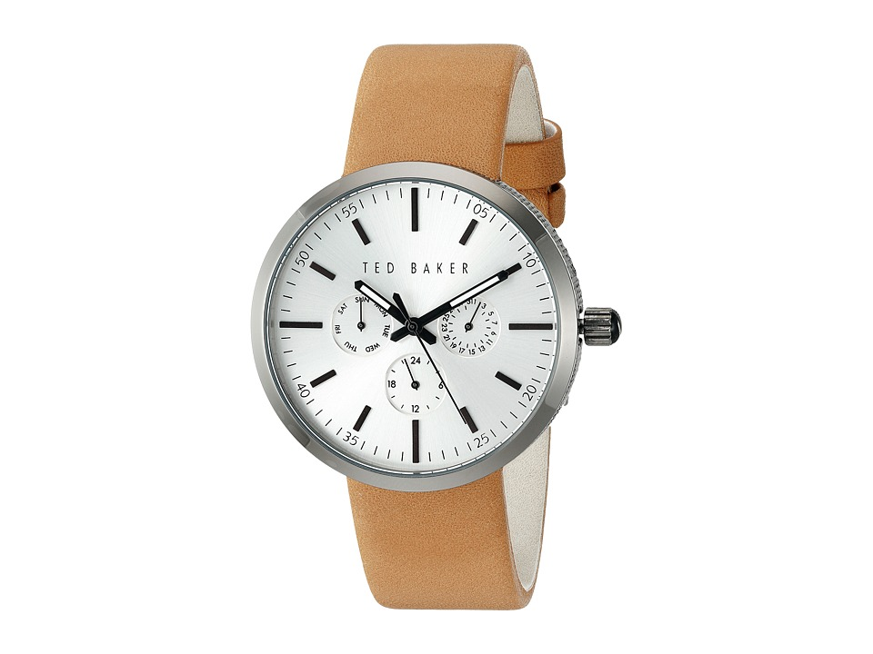 Ted Baker Dress Sport Collection 10026558 Gunmetal Grey Watches