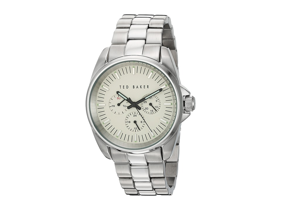 Ted Baker Dress Sport Collection 10025264 Silver Watches