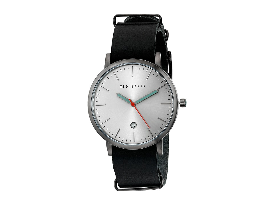 Ted Baker Dress Sport Collection 10026445 Gunmetal Grey Watches