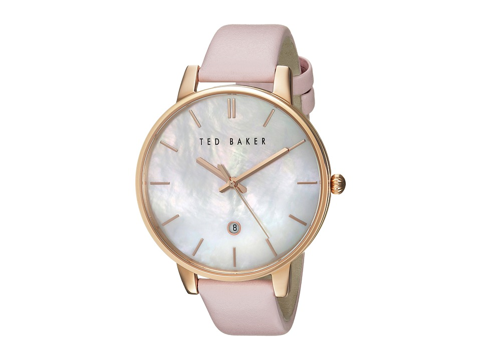Ted Baker Classic Charm Collection - 10026423 (Rose Gold/...