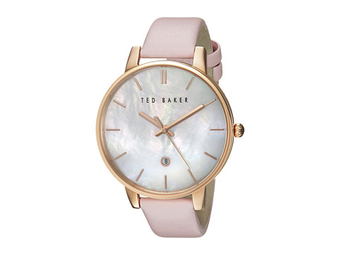 Ted Baker Classic Charm Collection - 10026423 - Rose Gold/Mother-of-Pearl
