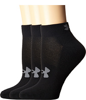 Under Armour - UA Heatgear® Low Cut 3-Pack