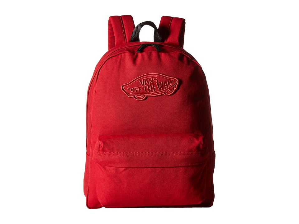 Vans - Realm Backpack (Chili Pepper) Backpack Bags