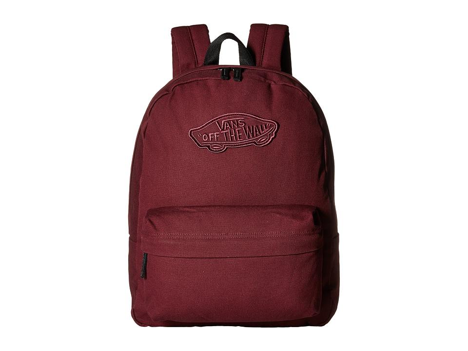 Vans - Realm Backpack (Port Royale) Backpack Bags