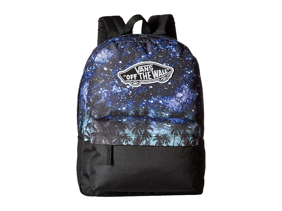 Vans - Realm Divide Backpack (Palm Night) Backpack Bags