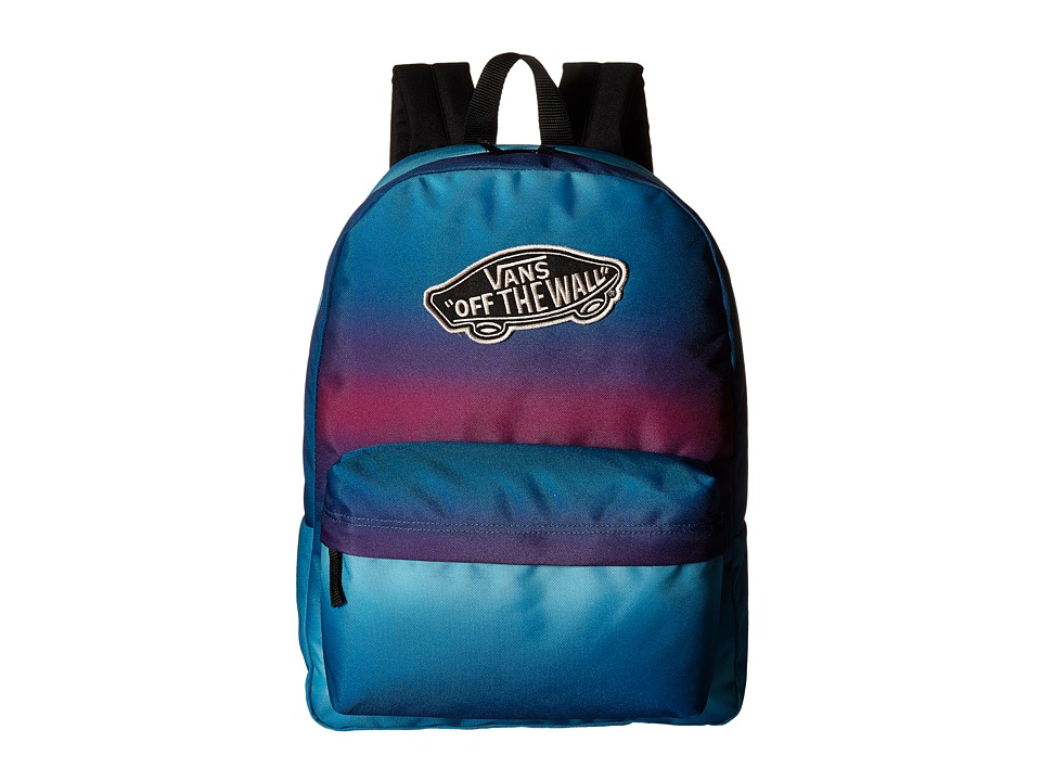 Vans - Realm Backpack (Gradient Festival Fuchsia) Backpack Bags