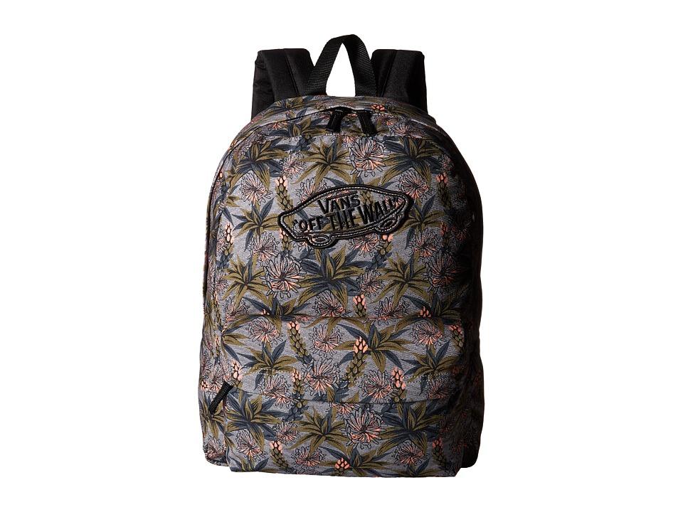 Vans - Realm Backpack (Succulent) Backpack Bags