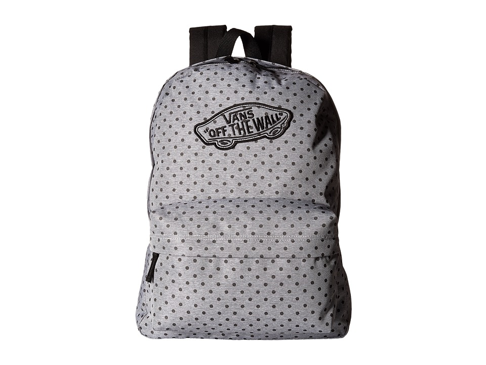 Vans - Realm Backpack (Blue Wash Twill) Backpack Bags