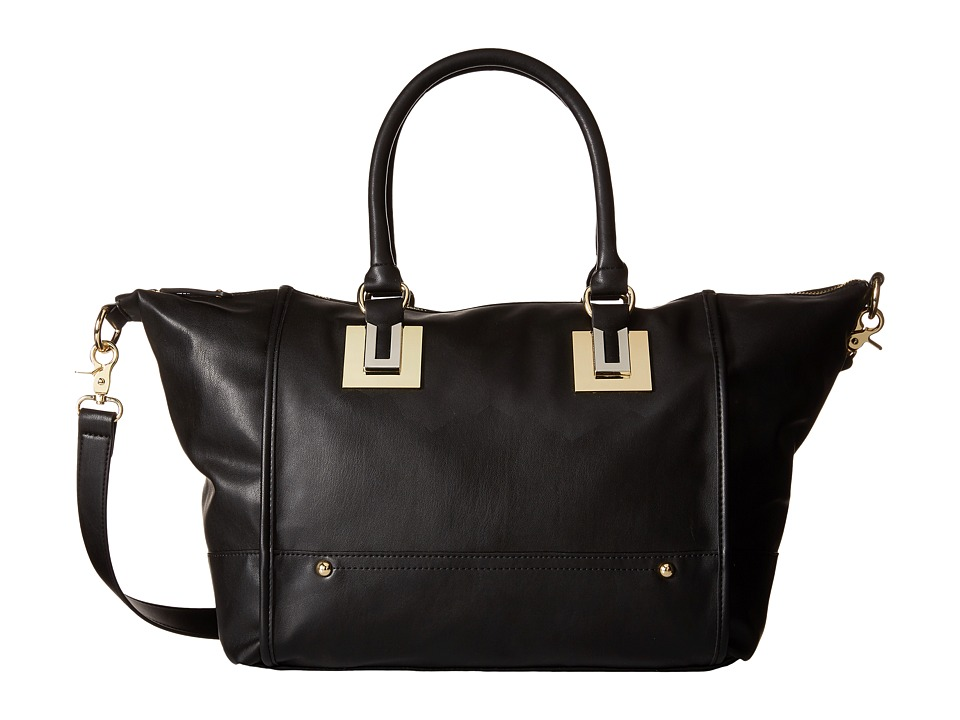 French Connection - Arden Hobo (Black) Hobo Handbags