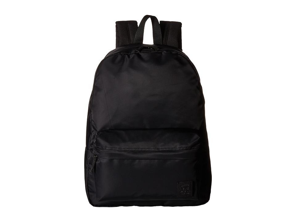 Vans - Deana III Backpack (Black Flight Satin) Backpack Bags