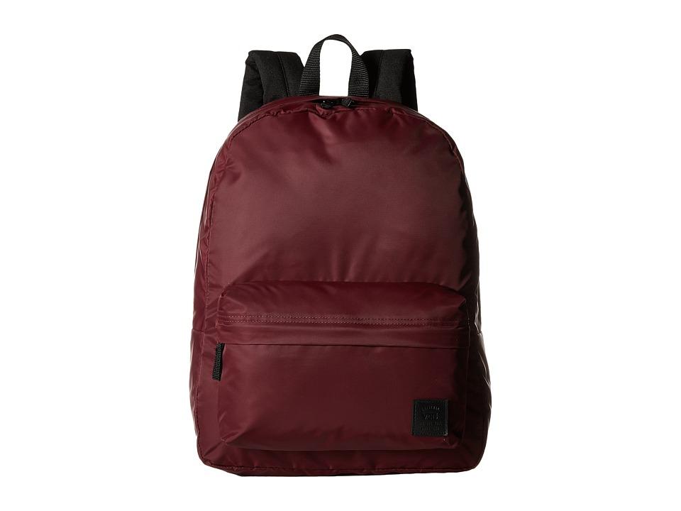 Vans - Deana III Backpack (Port Royale Flight Satin) Backpack Bags