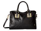 French Connection Arden Satchel (Black)