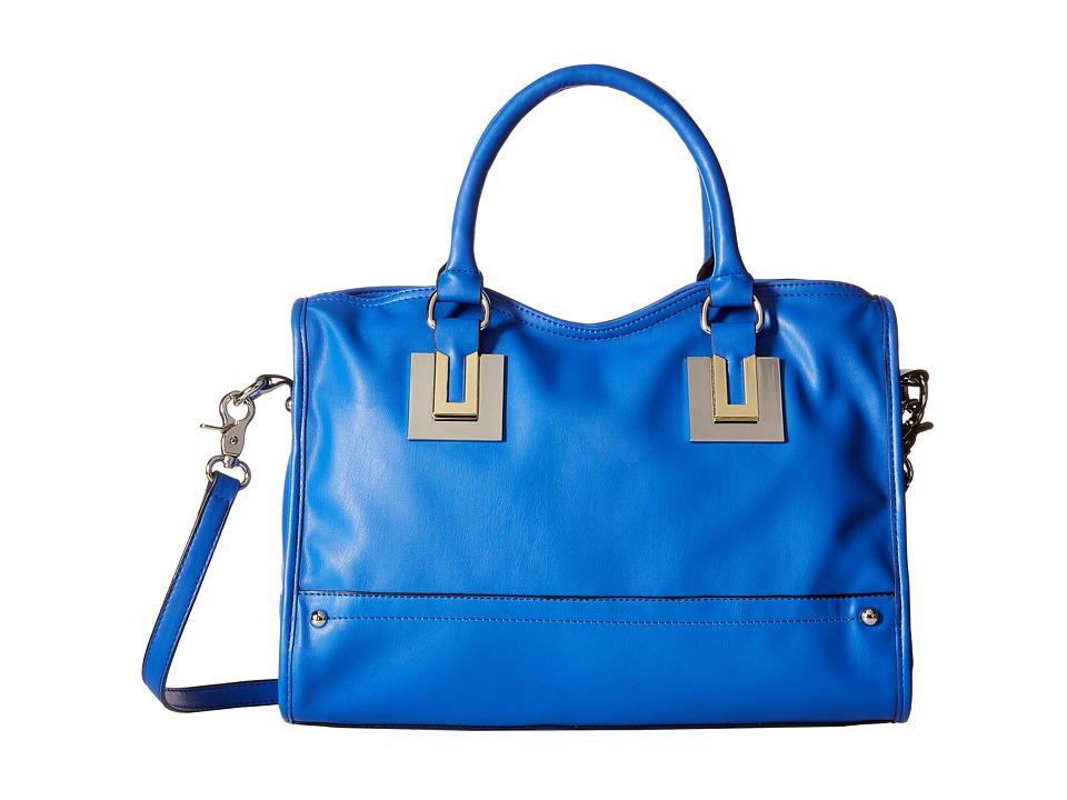 French Connection - Arden Satchel (Empire Blue) Satchel Handbags