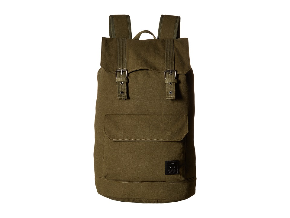 Vans - Commissary Backpack (Ivy Green) Backpack Bags