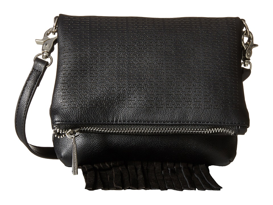French Connection Bailey Crossbody Black Cross Body Handbags