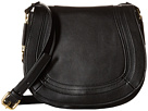 French Connection Liza Large Crossbody (Black)