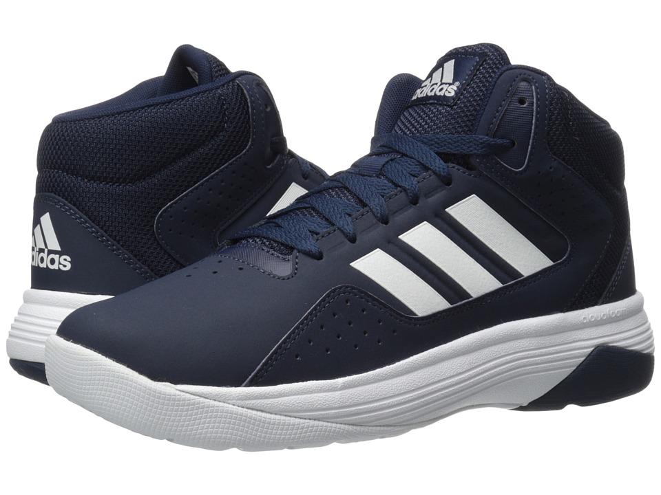 adidas Cloudfoam Ilation Mid (Collegiate Navy/White/White) Men