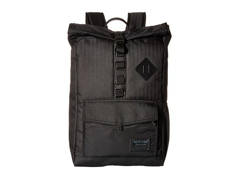 Burton Export Pack - True Black Heather Twill